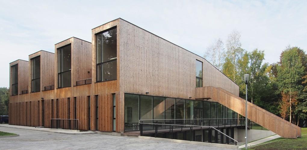 Pakrantė Nuotr.: A. Ambraso architektų biuro