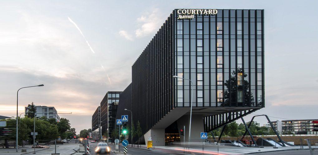 Hotel Courtyard by Marriott Vilnius City Center – Open House Vilnius